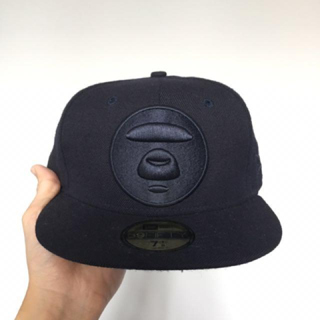 97661f64ef3f2 AAPE NEW ERA CAP.