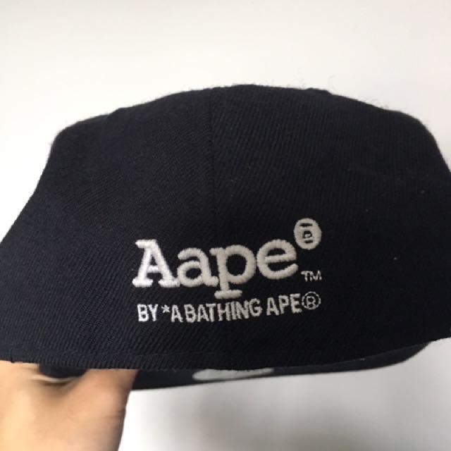 34ad5707ad8 AAPE NEW ERA CAP.