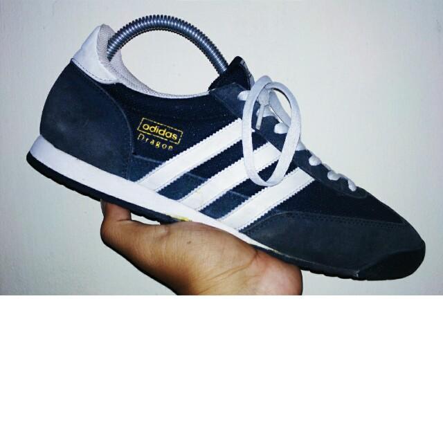 Adidas Dragon Blackwhite