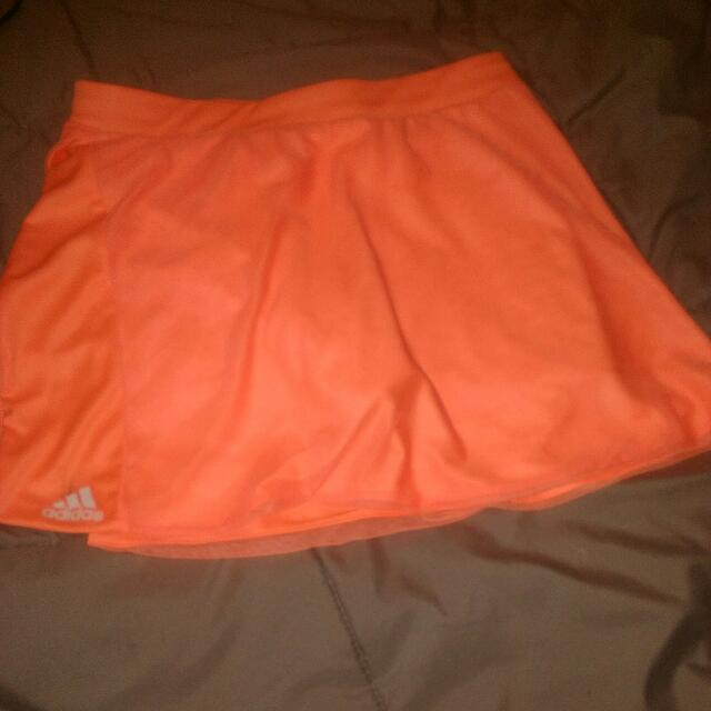 ADIDAS Skirt With Shorts