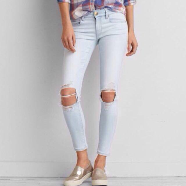 American Eagle 牛仔褲