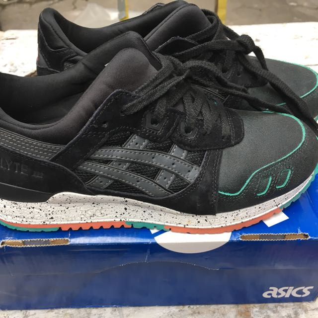 new products a0e79 97035 Asics Gel Lyte III Miami Pack, Men's Fashion, Men's Footwear ...