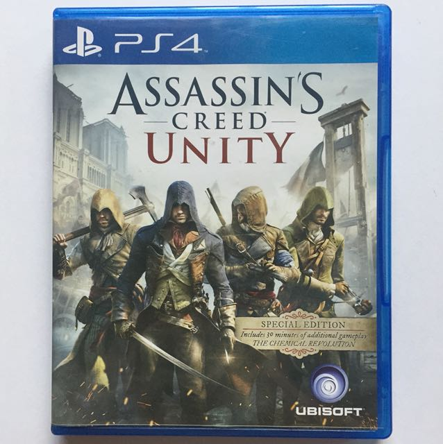 Assassin's Creed Unity (PS4