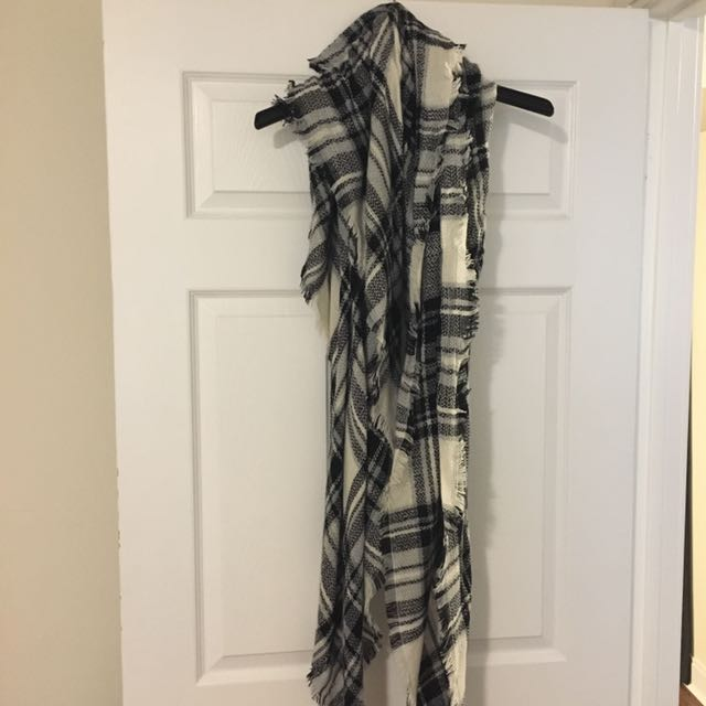 Assorted Wool Blanket Scarves