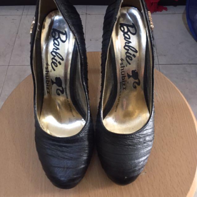 Authentic Barbie Shoes