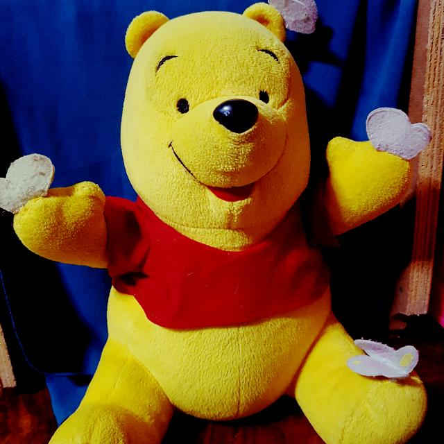Authentic Wennie The Pooh