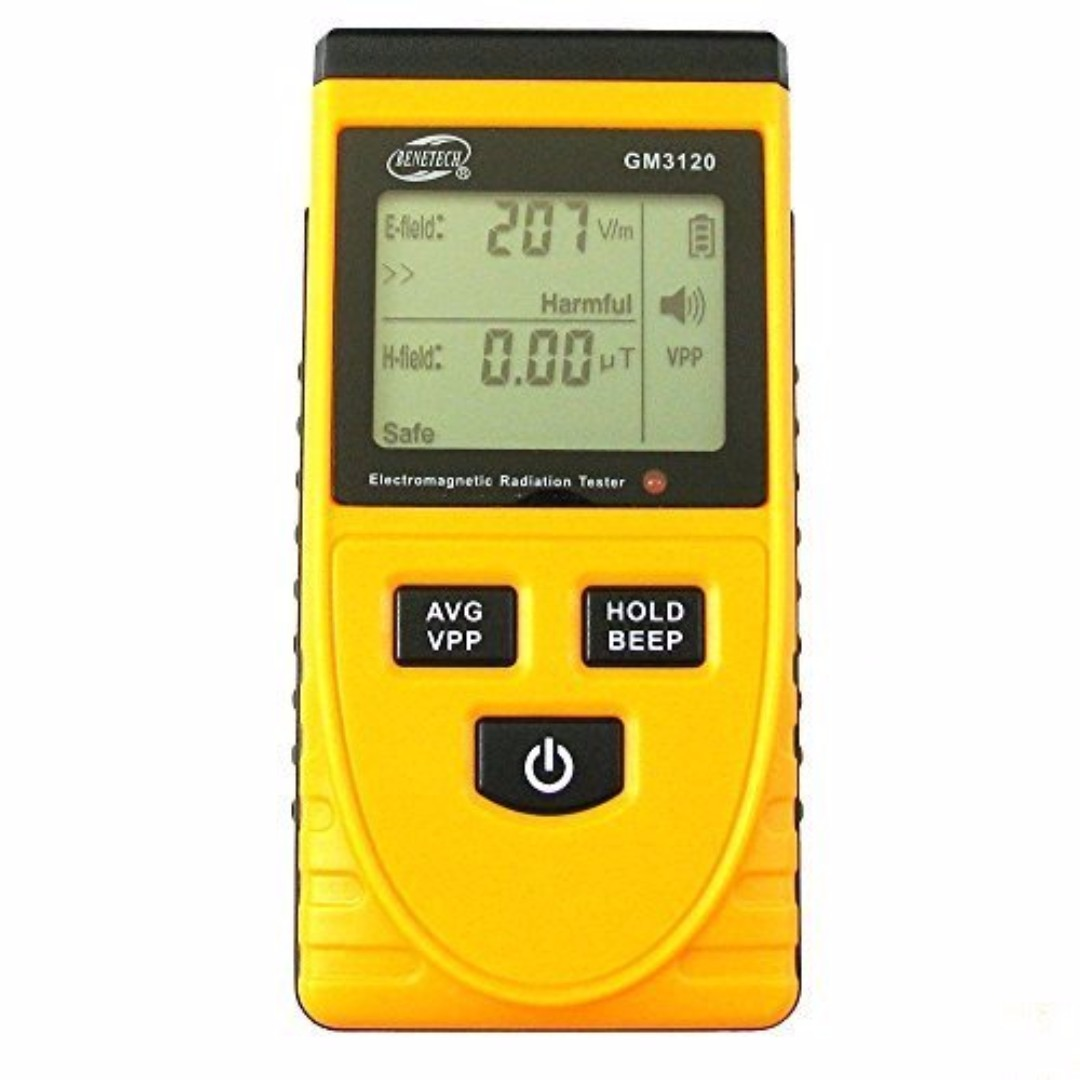 No 270 Benetech Gm3120 Lcd Display Electromagnetic Radiation Kedsumr Wireless 1 Way On Off Digital Remote Control Switch 110v For Detector Emf Meter Tester The Detection Of Electric Field Magnetic By