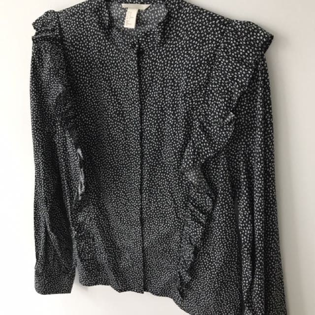 Blouse from H&M Size Small/Medium