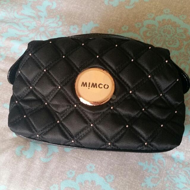 BNWT MIMCO MAKEUP BAG