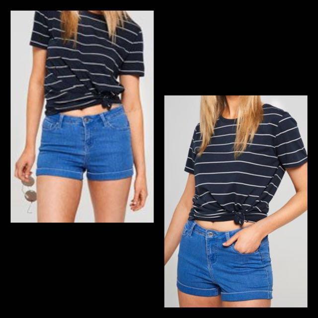 ✖️[BRAND NEW] Mid-Rise Shorts