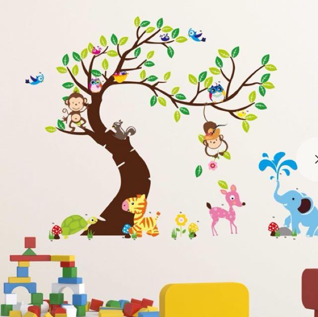 Brand new nursery decor