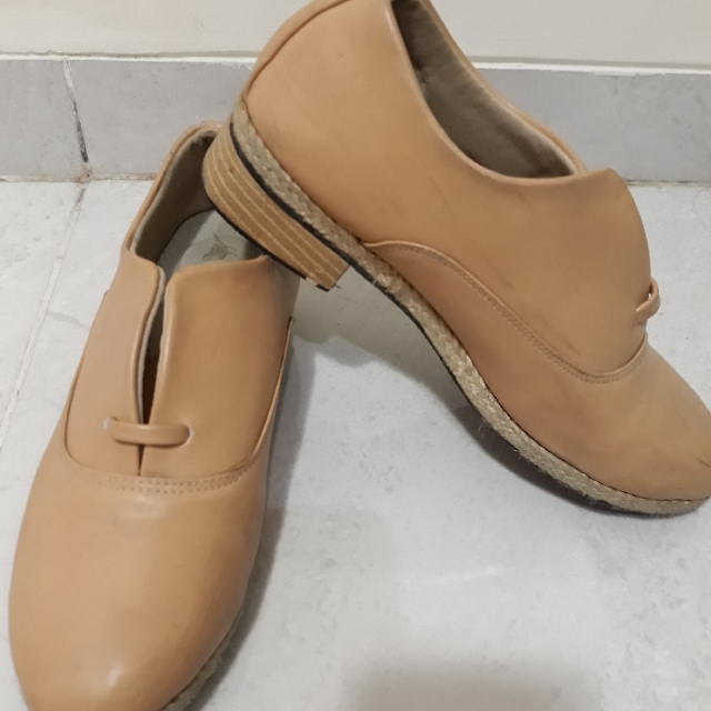 brown shoes by adorable