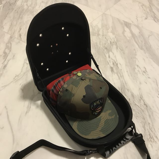 Cap Carrier Bag for 6 New Era caps  (Caps not included