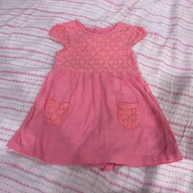 Carters Pink Dress