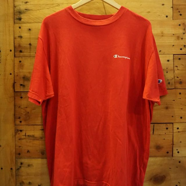 CHAMPION USA Red Tees