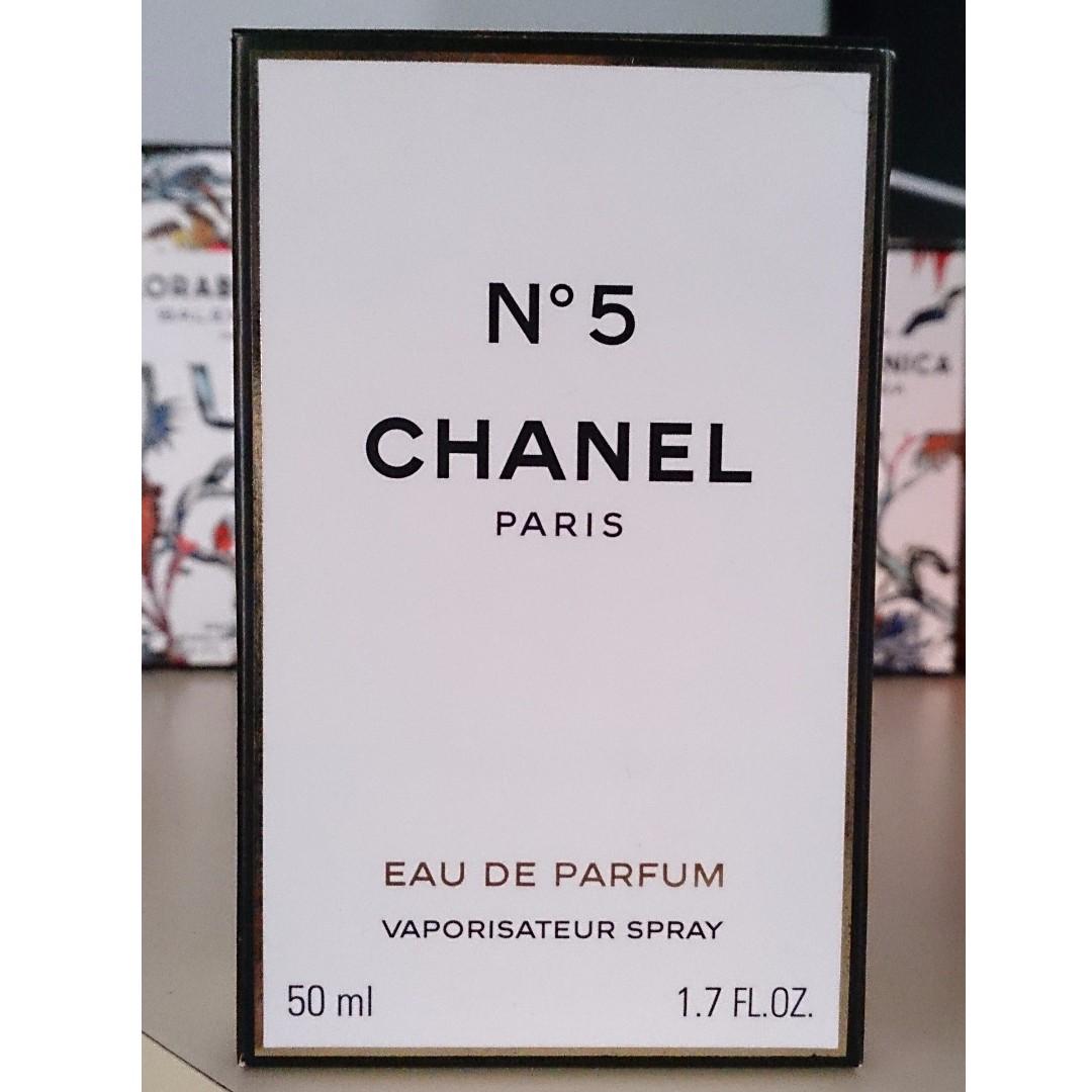 Chanel - N5 edp 50ml