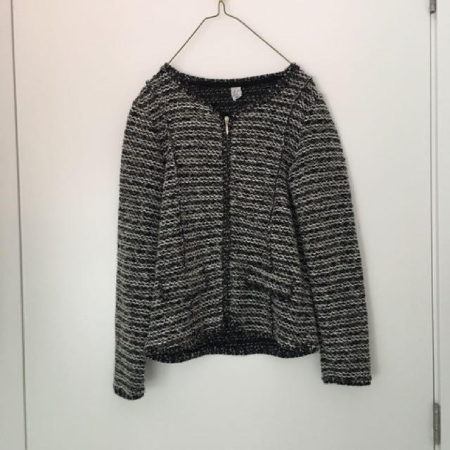 Chanel Inspired Sweater / Blazer