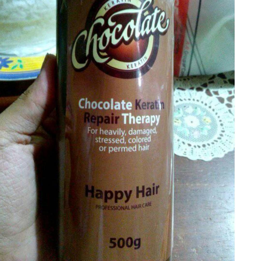 Chocolate Keratin 500ml