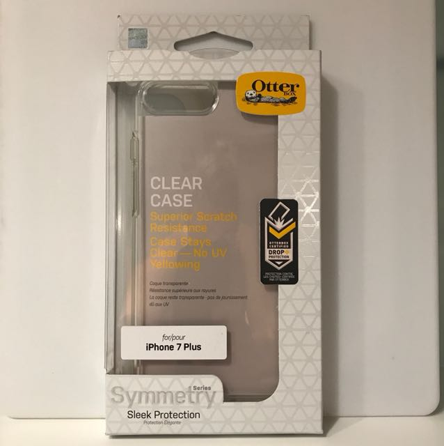 Clear Otterbox Case for iPhone 7 Plus