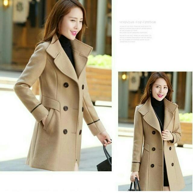 Coat Winter Jaket Musim Dingin
