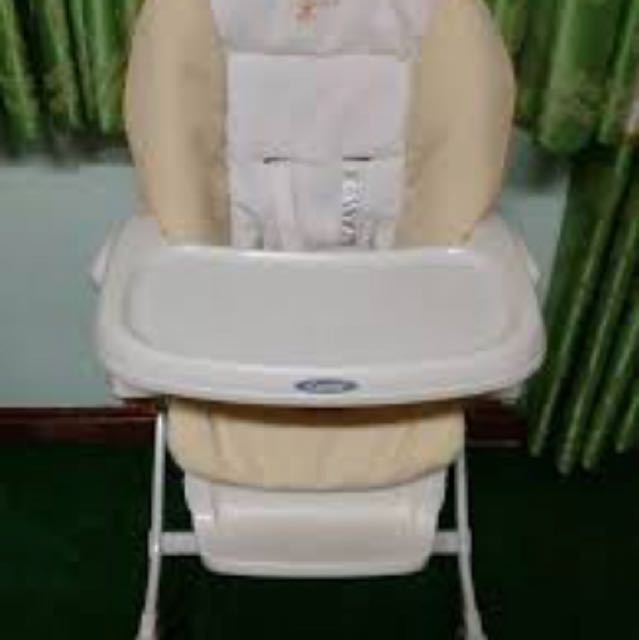 Combi high chair to bless