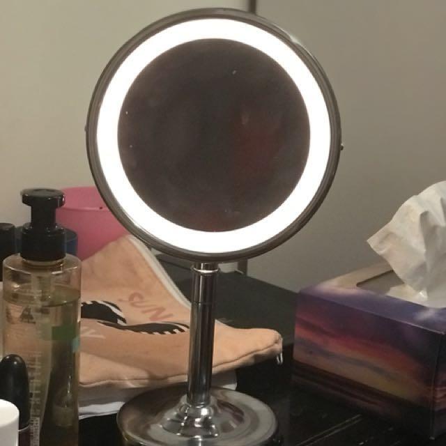 Conair LED vanity mirror