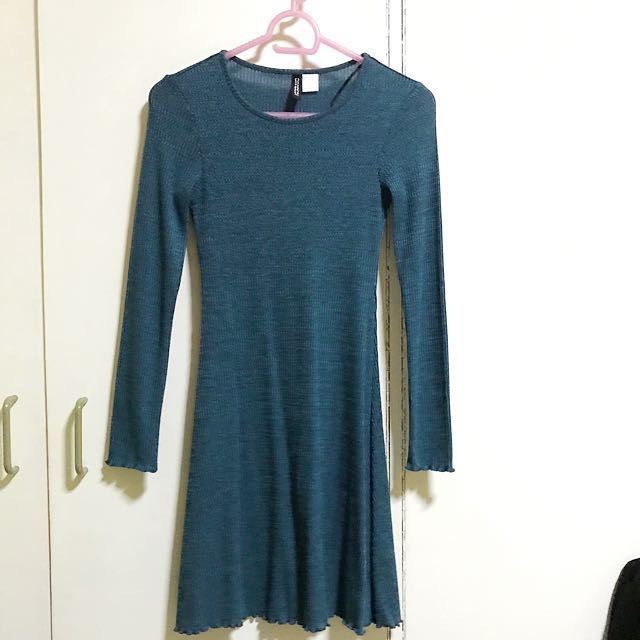 Cotton On Long Sleeve Dress