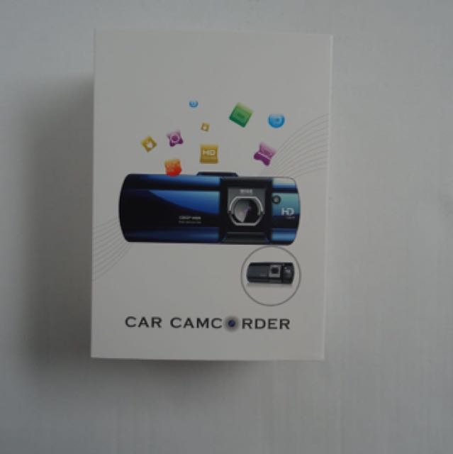 Dash Camera- TG Dash Camera HD Quality