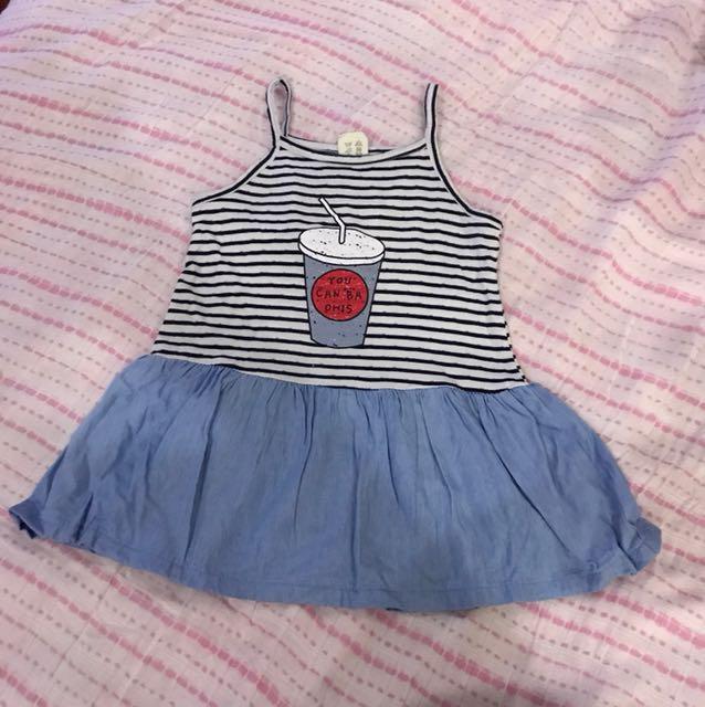 Denim&Stripes Dress