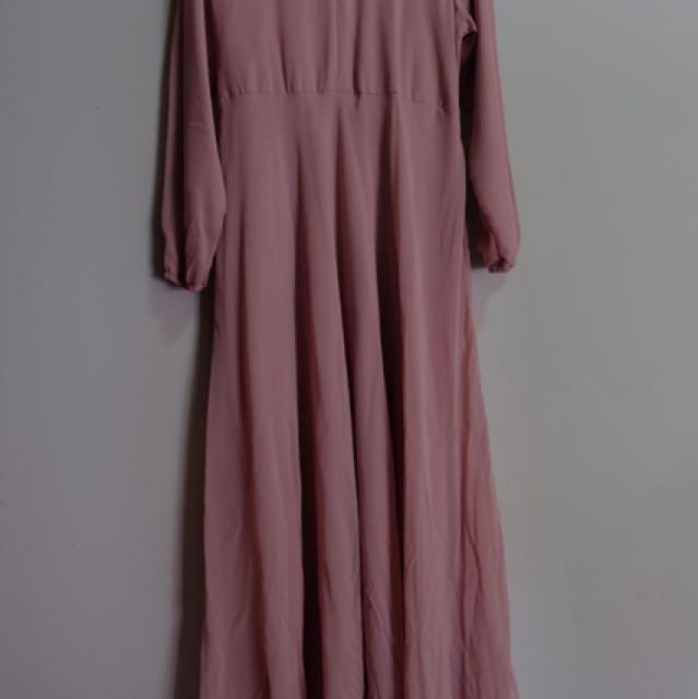 dress chiffon premium