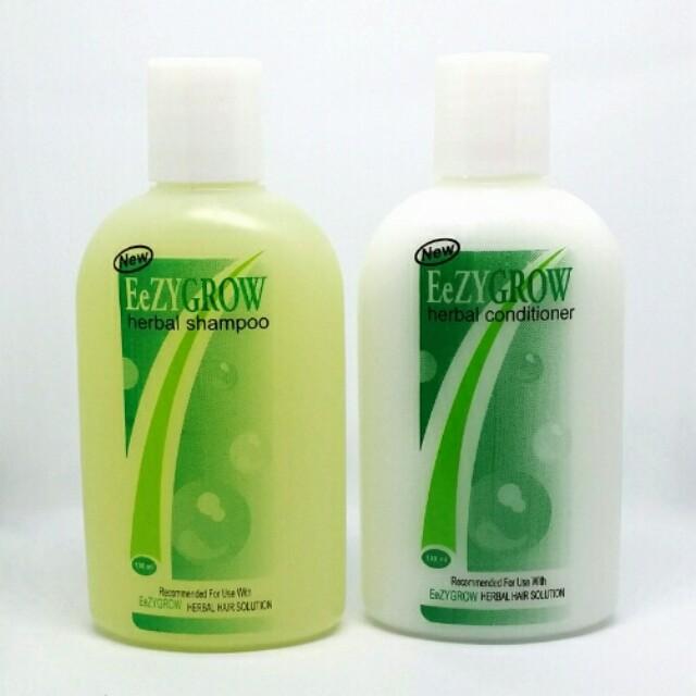 Eezygrow Herbal Hairgrower Shampoo & Conditoner set