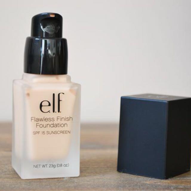 elf Flawless Finish Foundation