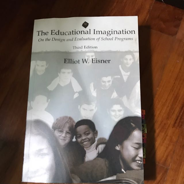 eisner the educational imagination