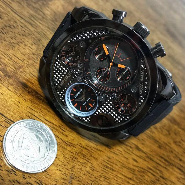 Emporio Watch