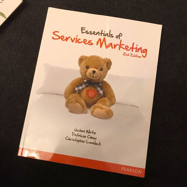 Essentials of services marketing (2nd edition)