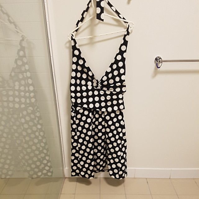 Events Collection Size 14 Halter Dress