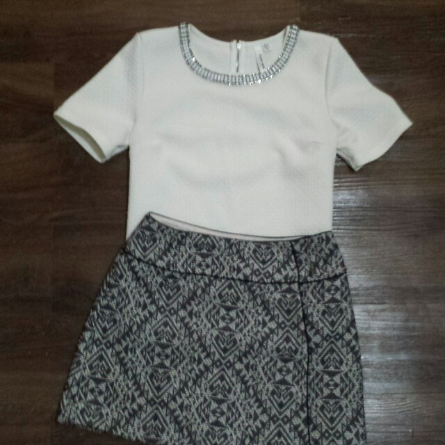 Ever New boxy top