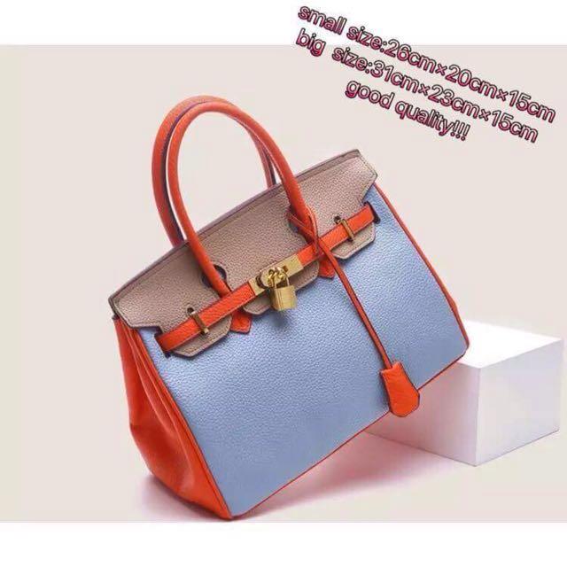 Fashion bag.