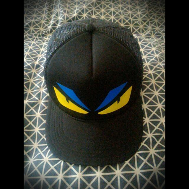 Fendi Trucker Hat