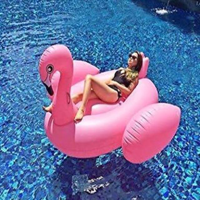 Flamingo pelampung gaint uk.190