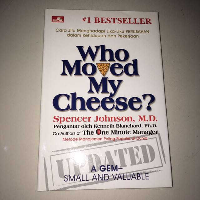 FREE - Who Moved My Cheese (Bahasa Indonesia)