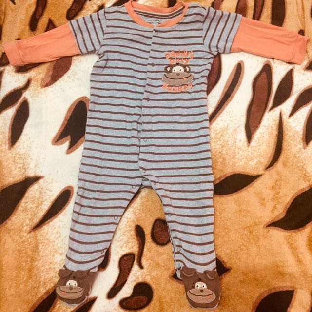 Frogsuit 6-9m on tag