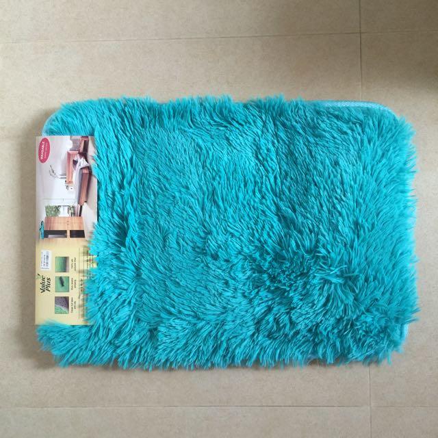 Fur Floor Mat / Keset Bulu