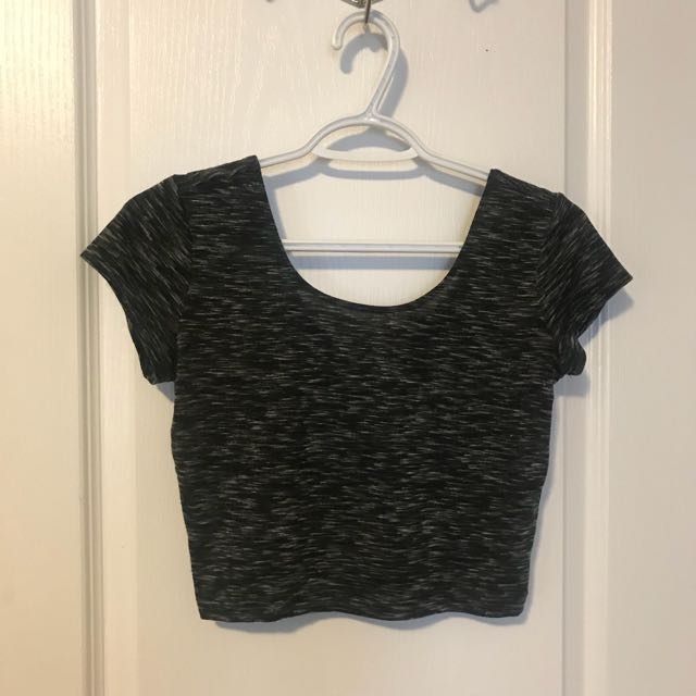 Garage Crop Top