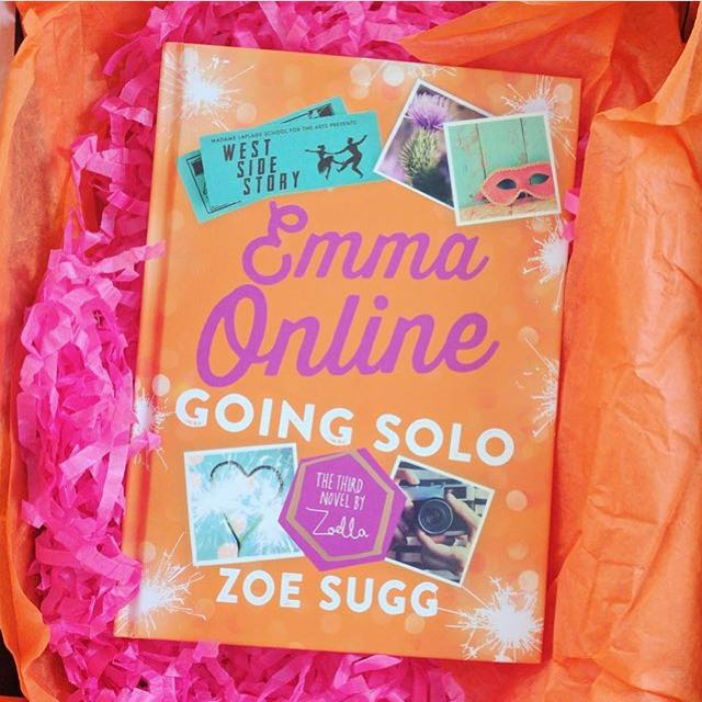 GIRL ONLINE GOING SOLO by Zoella