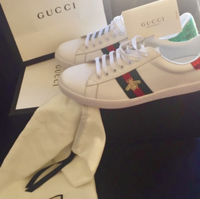 Gucci shoes automatic  size uk8 euro 44