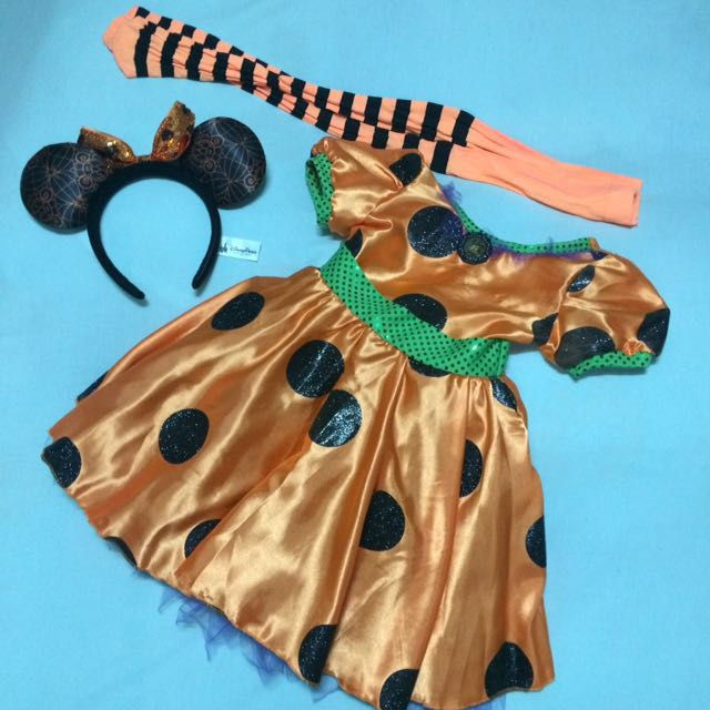 Halloween Minnie Mouse Costume