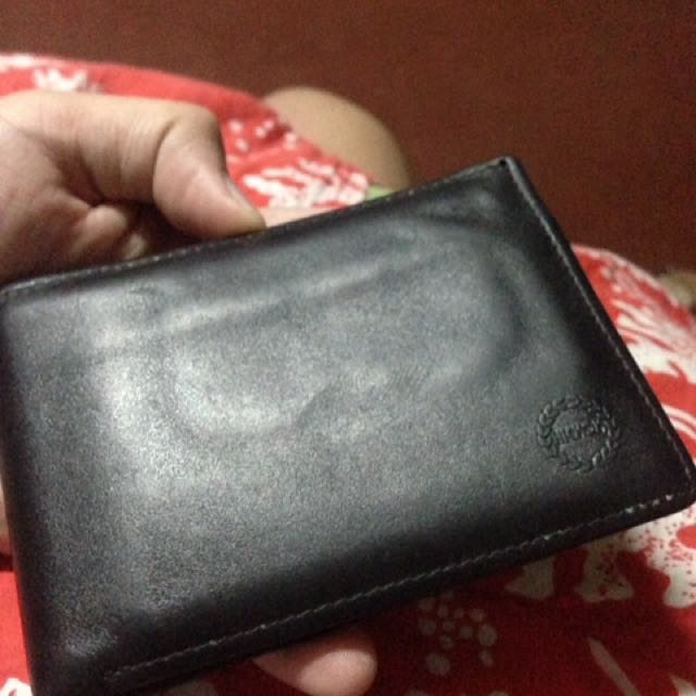 Hickok Bi-Fold Wallet