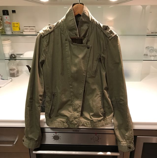 H&M Bomber Jacket (lightweight)
