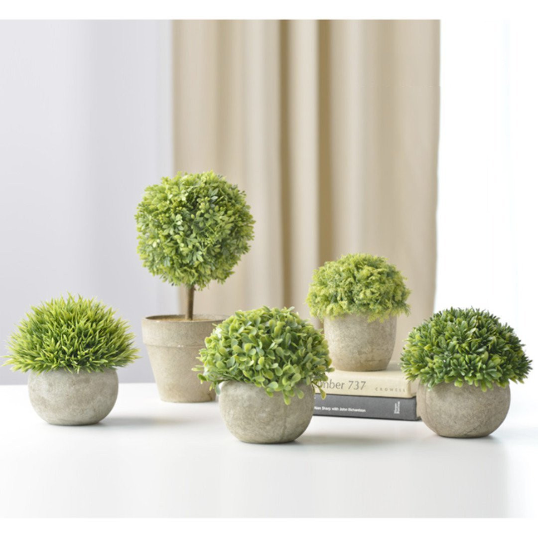 in stock!* beautiful artificial decorative plant. fake / faux potted